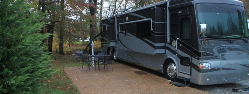 Walden Creek Sites For RV Camping