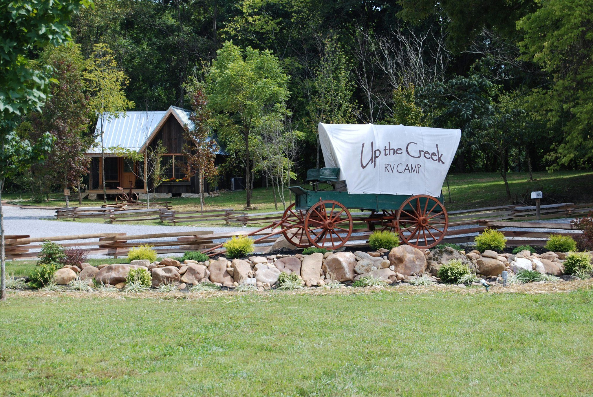 RV Camping - RV Campgrounds | Up The Creek RV Camp