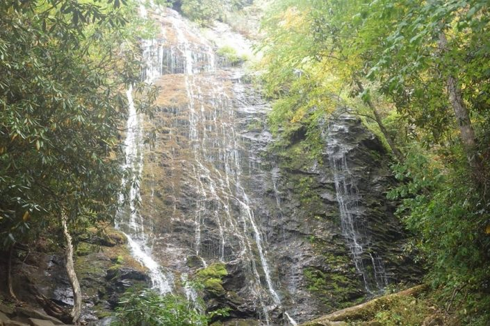 Great Smoky Mountains Waterfall